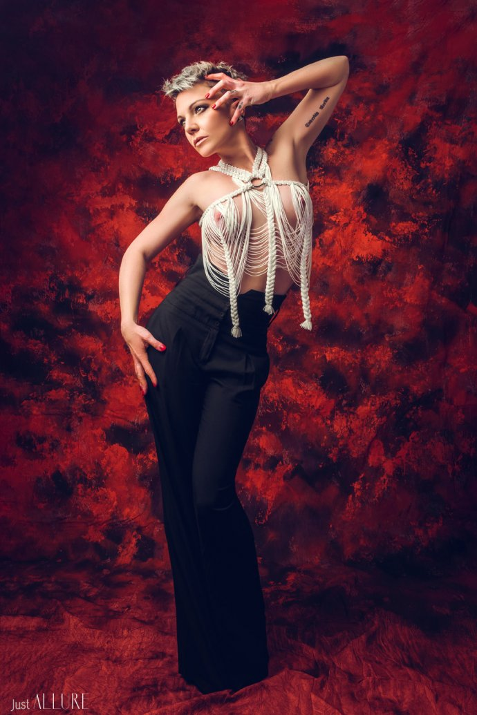 Blue Shadow Fine Art photographer and Creative Director Free Spirit Fashion photography fashion